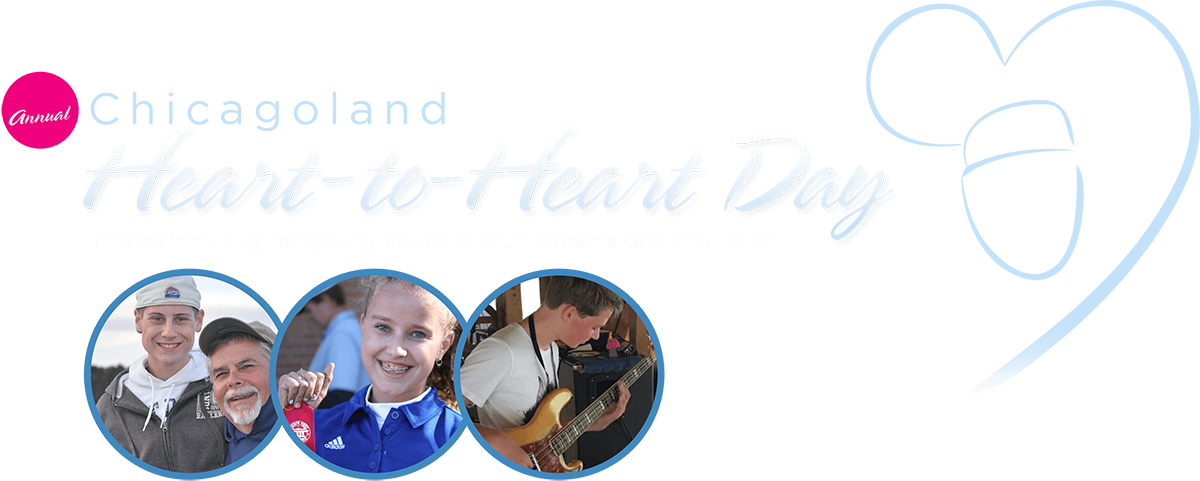 8th Annual Heart-to-Heart Day